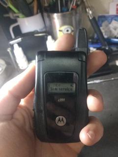 Celular Motorola I560 Nextel Ler Descrição 8/18