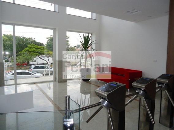Sala Comercial Nova Com 2 Vagas, Vende Ou Aluga - Cf8097