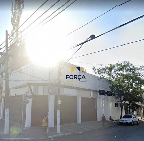 Prédio Para Alugar, 475 M² - Brás - São Paulo/sp - Pr0018