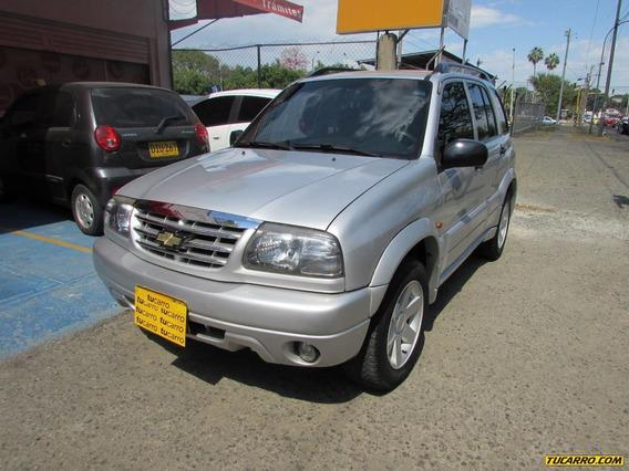 Chevrolet Grand Vitara Mt 2000cc 5p