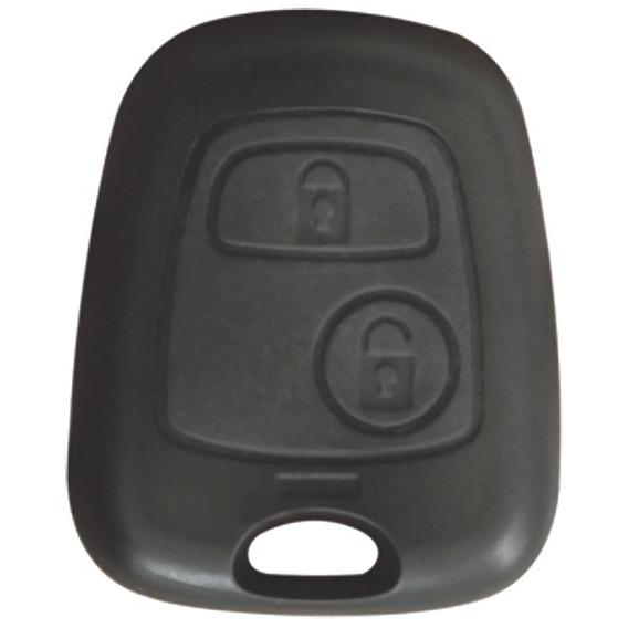 Capa Telecomando C3 Picasso 206 99 Em Diante Com 2 Botões