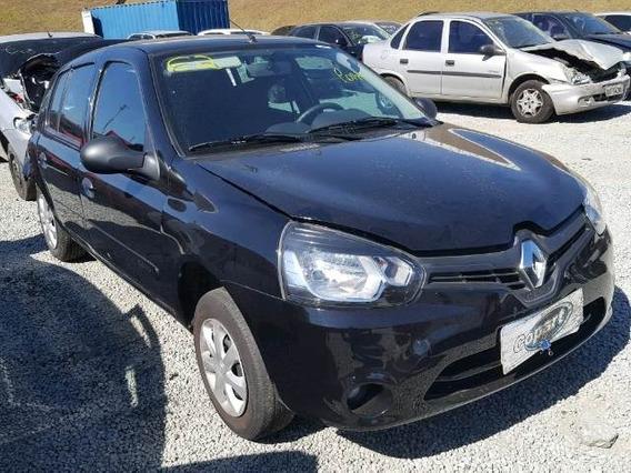 Sucata Renault Clio Hatch 1.0 16v - Motor Câmbio Peças
