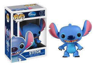 Figura Muñeco Funko Pop Disney Stitch 12 Original Wabro