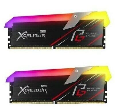 Memoria T-force Xcalibur Ddr4 Gaming Rgb 3200 16gb(2x8)