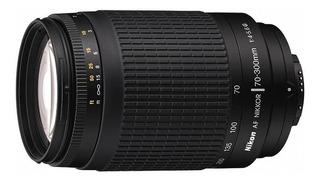 Lente Nikon 70-300mm Af Zoom- Nikkor F/4-5.6g