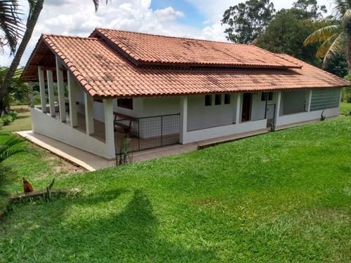 Chácara Com 4 Dormitórios À Venda, 6000 M² Por R$ 1.144.000,00 - Barroquinha - Elias Fausto/sp - Ch0061