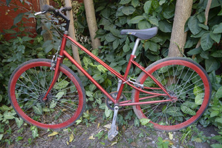 Bicicleta Fixie - Rodado 28 - Sin Uso - Excelente Estado!