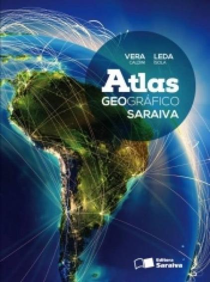 Atlas Geografico Saraiva - Saraiva