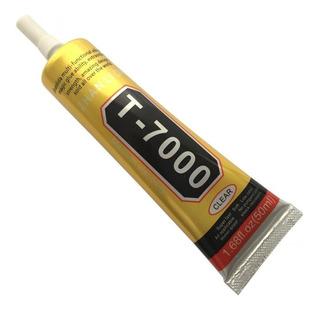 Pegamento Pantallas Lens Touch T-7000 110ml Negro