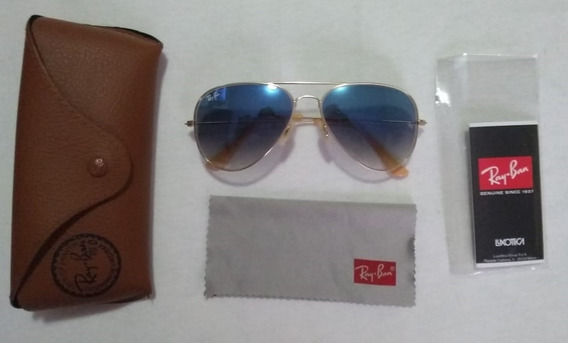 Óculos De Sol Ray-ban Aviator Large Metal Sunglasses
