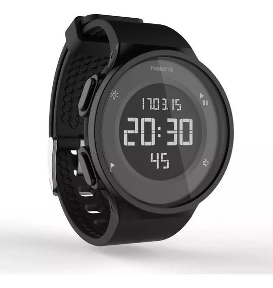 Relógio Digital Esportivo Masc Adulto Cron Prova Dagua