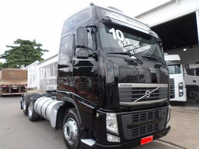 Cavalo Volvo Fh 12 440 2010 Globetrotter