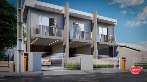 Imagem 1 de 26 de Casa À Venda, 146 M² Por R$ 850.000,00 - Campeche - Florianópolis/sc - Sc - Ca0145_feelin