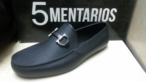 Zapatos Mocasin De Goma Tipo Mario Hernandez 39-44
