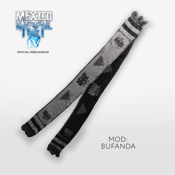 Bufanda - Metal 4