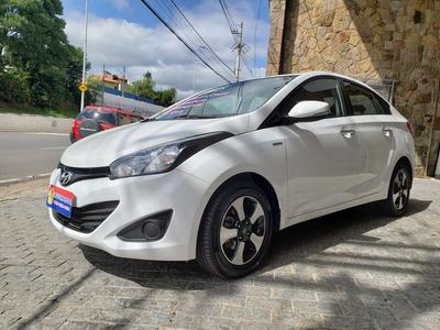 Hyundai Hb20s 1.6 Comfort Plus Flex Aut. 4p 2015