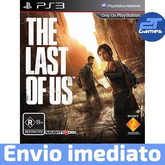The Last Of Us Ps3 Psn Dublado Português