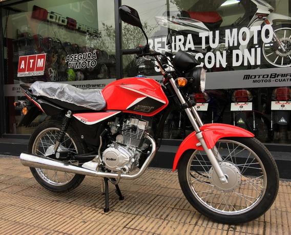 Keller Stratus 150r 0km 2020 Nuevo Modelo Calle Street Moto