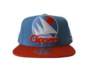 Gorra Mitchell & Ness, San Diego Clippers, Snapback