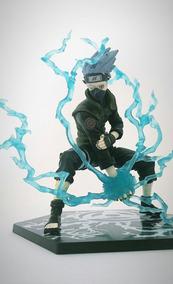 Anime Naruto - Estátua Kakashi Sensei Chidori