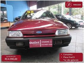 Ford Versailles 2.0 Gl 8v Gasolina 4p Manual