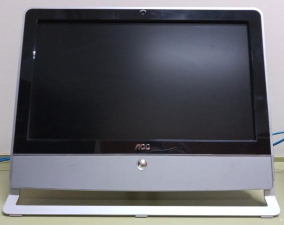 All-in-one Pc Aoc Tela 18.5 64 Bit Amd Athlon Neo X2 Duo