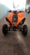 Cuatrciclo Zanella 300 Mad Max 4valvulas