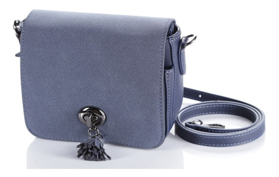 Cartera Importada Morral Bandolera Mujer David Jones 3998