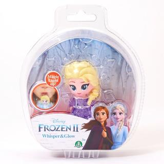 Muñeco Frozen 2 Elsa Whisper & Glow