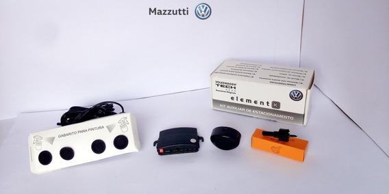 Kit Sensor Estacionamento |fox| |gol |sav| 2010 5u0054752