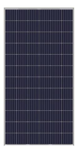 Painel Placa Solar 325w 330w Yingli Novo Com Nota Fiscal