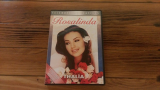 Thalia - Rosalinda Telenovela Dvd Original