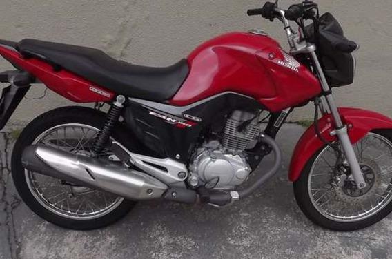Honda Cg 150 Rua