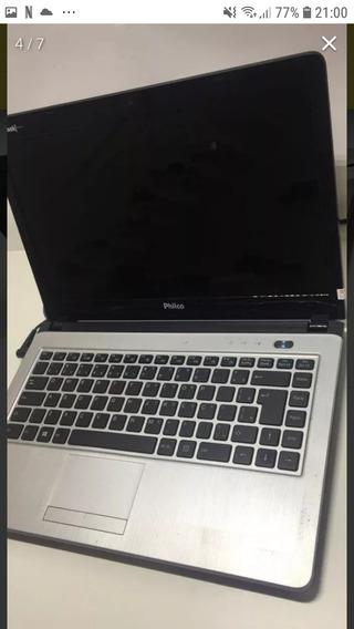 Notebook Philco Amd Dual Core 2gb - Hd 320gb - Led 14
