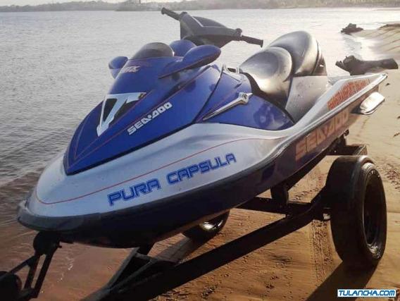 Motos De Agua Sea Doo