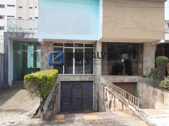 Locação Sobrado Sao Bernardo Do Campo Nova Petropolis Ref: 1 - 1033-2-10090