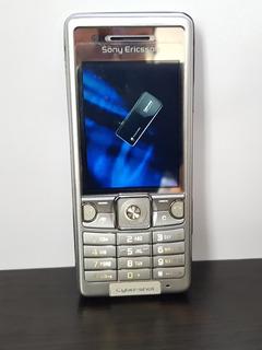 Sony Ericsson C510 De Coleccion, Como Nuevo.