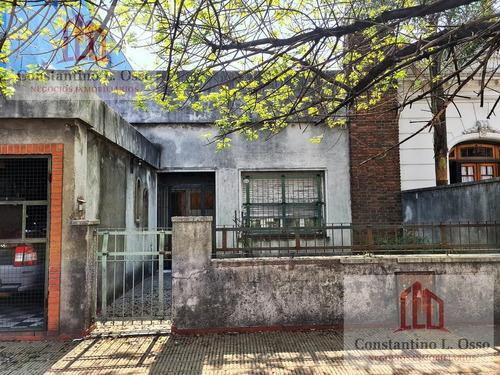 Casa - Lote Propio Para Desarrollo Inmobiliario - Lanús Este