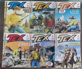 Almanaque Tex 4 Revistas
