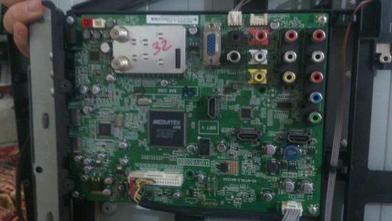 Placa Principal Tv Philco Ph32m4 Boa Testada