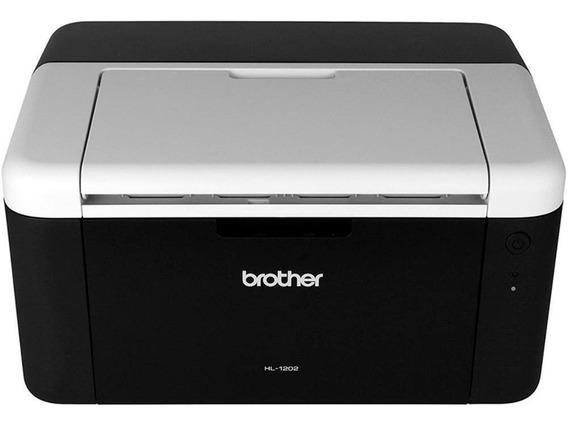 Impressora Laser Monocromática Brother Hl-1202 A4 110v