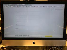 iMac 27 Pol 2014 I7 4.0 32 Gb Memoria Ddr3 2tb Ssd