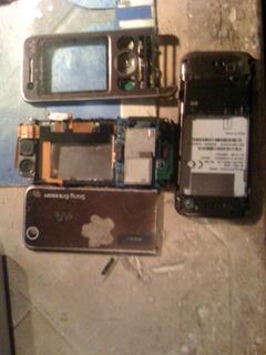 Sony Ericsson W890i Para Respuesto No Hago Envio