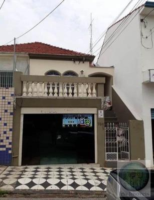 Casa Comercial Para Locação Em Sorocaba, Centro - 051018