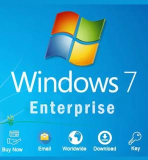 Windows Enterprises; V7 2.019 1 Computador