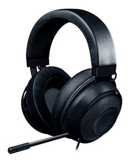 Audífonos Kraken Oval Ps4-pc-xbox-one-switch Negro Razer