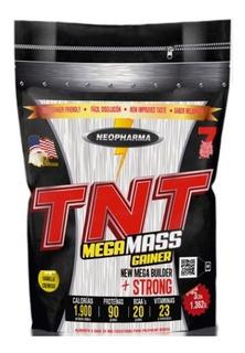 Tnt Mega Mass 6lbs -transacción Sin Costo + Envío Gratis