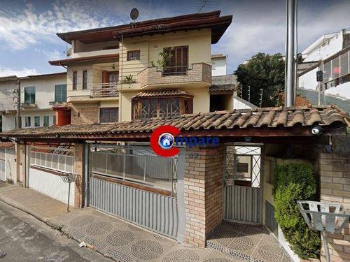Imagem 1 de 30 de Sobrado Com 4 Dormitórios À Venda, 260 M² Por R$ 950.000 - Parque Renato Maia - Guarulhos/sp - So2170