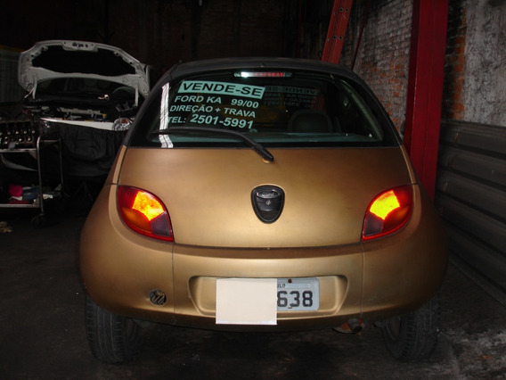 Ford Ka Gl Image 2000