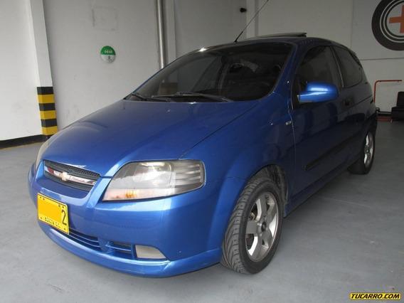 Chevrolet Aveo Gti Edicion Especial 1.4